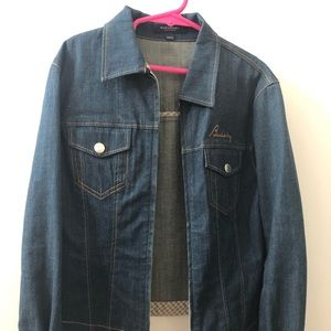 Burberry girls jeans tops 10y/ 140 com